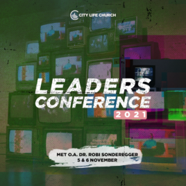 City Life Leaders Conference 2021