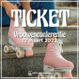 City Life Vrouwenconferentie 2022